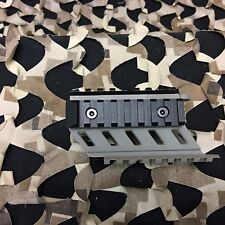 New Dye Assault Matrix Paintball Modular Picatinny Shroud - Dark Earth
