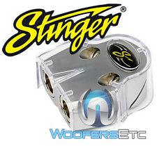 SHT303 - STINGER HPM SERIES + OR - BATTERY TERMINAL 2 0 GAUGE or 2 4 GA WIRE IN