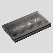 """Caja Carcasa Box Externo para 2.5"""" SATA HDD Disco Duro Hard Drive Disk USB 3.0"""