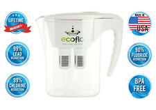 Ecoflo Home Filtration System Pitcher 2.0