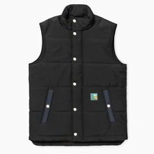 CARHARTT WIP X' PATTA BROOM VEST, BLACK/DARK NAVY, M