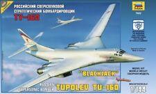 "ZVEZDA 7002 - 1/144 RUSSIAN SUPERSONIC BOMBER TUPOLEV TU-160 ""BLACKJACK"" - NEU"