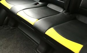 Mercedes-Benz VITO 111-113 Taxi Rear Seat Base Upholstery (W639)