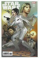 Star Wars #75 2019 Unread Greg Land Variant Cover Final Issue Marvel Comics Pak