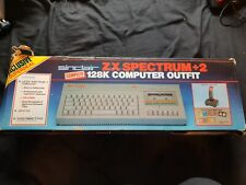 Sinclair ZX Spectrum +2 Computer Boxed 128k Dixons