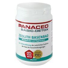 Panaceo Basic-Detox Zeolith Basenbad Pulver 360g