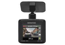 Kenwood DRV-330 - Kompakte Full-HD Dashcam mit GPS und Halterung Scheibe
