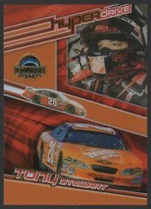 2006 PRESS PASS ECLIPSE HYPERDRIVE #HP2 TONY STEWART