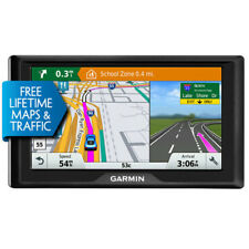 "Garmin Drive 60LMT 6"" GPS Navigator, Free Lifetime Map & HD Traffic Updates"