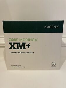 Zija/Isagenix XM+ Core Moringa Nutrition (32 Packets) Exp: 01/2022