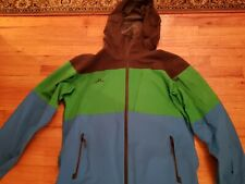 Powderhorn Ski / Snowboard Jacket GORE-TEX  Soft Shell - Men's Medium