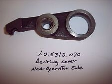 Used MBO Part Bearing Lever fits T46 T49 B18 Folder MBO part# 1.0.5312.070