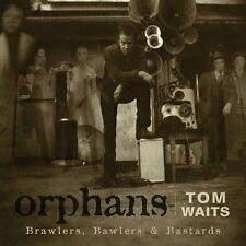 Tom Waits: Orphans: Brawlers, Bawlers & Bastards  - box 3 CD  limited edition