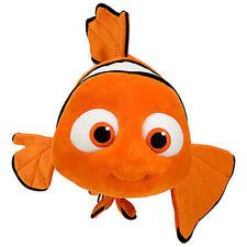 "Disney Store Nemo Plush Soft Doll Size 16"" Finding Nemo NWT"