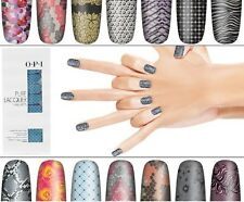 O.P.I Pure Lacquer Nail Apps - 16 Pre-Cut Strips - OPI Stick on Nail Art