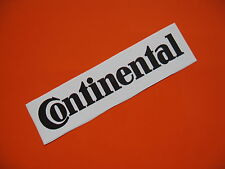 CONTINENTAL sticker/decal x2