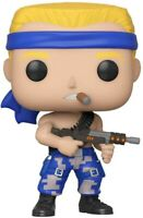 Funko - POP Games: Contra- Bill Brand New In Box