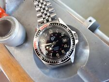 Rare Camif vintage diver watch automatic calibre FE4611A like superman plongeuse