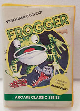 Frogger  game  - Atari 2600 Cartridge