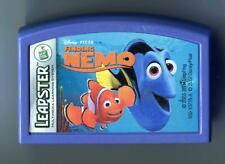 Disney/Pixar Finding Nemo LeapFrog Leapster Learning Game Cartridge - Tested