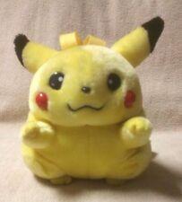 "Nintendo Pokemon PIKACHU 8"" Plush Stuffed Backpack Toy Doll Pyramid Accessories"