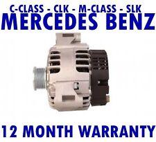 Mercedes Benz-C-Clase-Clk - M-Clase Slk - 1998 - 2007 Alternador