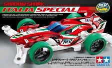 Mini4wd Shadow Shark Italia Special - da collezione - Item 95224 Tamiya