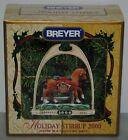 Breyer~2000~Stirrup Holiday Christmas Tree Ornament~NEW