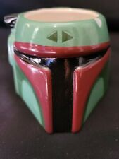 Star Wars Boba Fett zak! Coffee Mug 3D Ceramic Cup Mandalorain Bounty Hunter