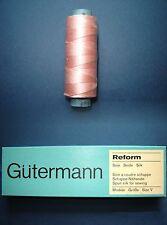 Nähseide 100% Seide Gütermann OVP 60mtr Gr 30/3 Fb 659 Stickgarn Schappe-Nähseid