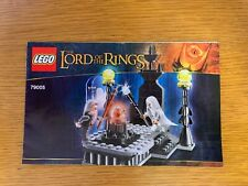 Lego Instruction manual book Lego 79005 Wizard Battle Lord of the Rings no brick