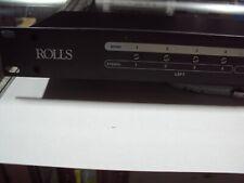 Rolls RA63B 6-Channel Distribution Amplifier 120VAC 50/60Hz 12VA