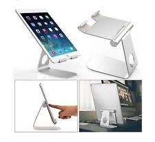 270 Degree Rotation Aluminum Alloy Holder Desktop Tablet PC Mobile Phone Stand