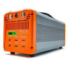 1000w Mini Power Station Portable Generator Emergency Power Supply Solar Hitbox