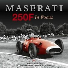 Maserati 250F in Focus by Anthony Pritchard