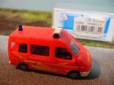 1/87 Rietze Ford Transit Bus Feuerwehr 112  50684