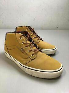 Men's Vans Old Skool Yellow Shoes Size 9.5