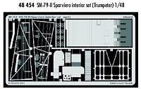 Eduard 1/48 Savoia Marchetti SM.79 II interior # 48454