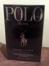 Treehousecollections: Ralph Lauren Polo Black EDT Perfume Spray For Men 125ml
