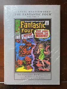 Marvel Masterworks The FANTASTIC FOUR Vol 7 Nos 61-71 & Annual 5 - HC SEALED