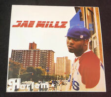 Jae Millz - Harlem - Promotional Sticker