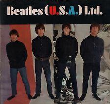 BEATLES (U.S.A.) LTD. 1966 ORIGINAL TOUR CONCERT PROGRAM BOOK BOOKLET / VG 2 NMT