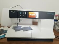 Pfaff Sewing Quilting Machine Model Performance 5.0 Great Condition