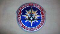 Vintage STS-29 Space Shuttle Coats - Blaha - Bagian -Springer Pocket Patch