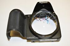Nikon L810 Front Cover With Rubber and Flash Replacement Repair Part DH1058