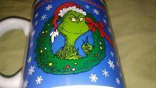 Hallmark Dr Seuss Happy Who Year Merry Grinchmas Grinch Christmas Mug Coffee Mug