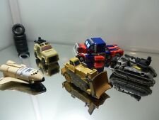 Lot Of Transformers - Nice Loose 1/64 Scale