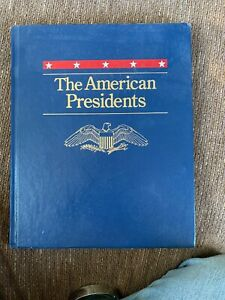 Almanac of THE AMERICAN PRESIDENTS - Grolier Book from Washington to Clinton