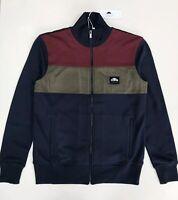 Ellesse Italia Malo Retro CasuaI's Iris Track Jacket Size M Free Post RRP £64.99