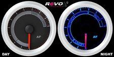 """Blue LED Air Fuel AF A/F Ratio Race Gauge Meter 2 1/16"""""""